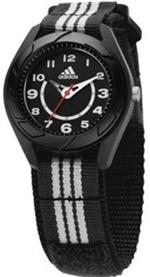 アディダス 時計 New Adidas ADM2660 Black Children's Streetracer Watch