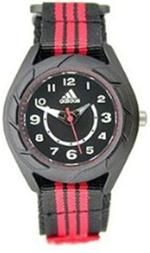アディダス 時計 Adidas ADM2836 Black and Red Childrens Street Watch New