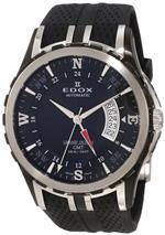 エドックス 時計 Edox Mens  93004 357N NIN Automatic GMT Grand Ocean Watch<img class='new_mark_img2' src='https://img.shop-pro.jp/img/new/icons18.gif' style='border:none;display:inline;margin:0px;padding:0px;width:auto;' />