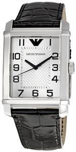 エンポリオアルマーニ 時計 Emporio Armani Mens AR0486 Classic Silver Dial Watch<img class='new_mark_img2' src='https://img.shop-pro.jp/img/new/icons5.gif' style='border:none;display:inline;margin:0px;padding:0px;width:auto;' />
