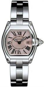 カルティエ 時計 Cartier Roadster Ladies Steel Watch W62017V3<img class='new_mark_img2' src='https://img.shop-pro.jp/img/new/icons7.gif' style='border:none;display:inline;margin:0px;padding:0px;width:auto;' />