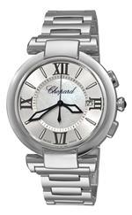 ショパール 時計 Chopard Mens 388531-3003 Imperiale Mother-Of-Pearl Dial Watch
