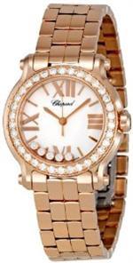 ショパール 時計 Chopard Happy Sport 18k Rose Gold Diamond Ladies Watch 274189-5007<img class='new_mark_img2' src='https://img.shop-pro.jp/img/new/icons30.gif' style='border:none;display:inline;margin:0px;padding:0px;width:auto;' />
