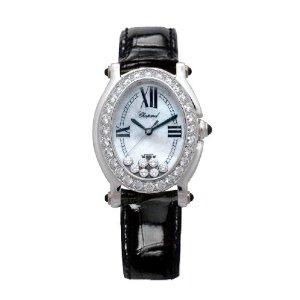 online retailer 10f9b 90c7f ショパール(Chopard) ハッピースポーツ Oval レディース腕時計 2770002311WMP - 輸入時計専門店 ショップ タイムズ 通販
