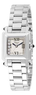 ショパール 時計 Chopard Womens 278893-3006 Happy Sport Diamond White Dial Watch<img class='new_mark_img2' src='https://img.shop-pro.jp/img/new/icons14.gif' style='border:none;display:inline;margin:0px;padding:0px;width:auto;' />