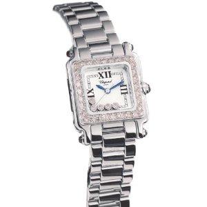 quality design 344bd 229dc ショパール(Chopard) ハッピースポーツ ダイヤモンド レディース腕時計 27/8895-23/11 - 輸入時計専門店 ショップ タイムズ 通販