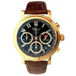 ショパール(Chopard) ミッレミリア 18kt Yellow Gold Brown クロノグラフ メンズ腕時計 16-1250