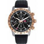 ショパール(Chopard) ミッレミリア メンズ腕時計 with a Black Dial 168482-9001