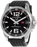ショパール 時計 Chopard Mens 168997-3001 GRAN TOURISMO Black Dial Watch<img class='new_mark_img2' src='https://img.shop-pro.jp/img/new/icons26.gif' style='border:none;display:inline;margin:0px;padding:0px;width:auto;' />