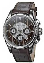 ハミルトン 時計 Hamilton Mens H34616591 Aquariva Automatic Brown Stainless Steel Watch