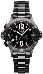 ハミルトン 時計 Hamilton Khaki Air Chrono Quartz Mens Watch H74592133