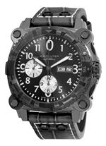 ハミルトン 時計 Hamilton Mens H78696393 Khaki Navy BelowZero Watch