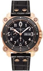ハミルトン 時計 Hamilton Khaki Navy BeLOWZERO Auto Chrono Mens Automatic Watch H78646733