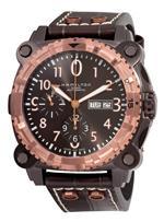 ハミルトン 時計 Hamilton Mens H78626583 Khaki Navy BelowZero Black Chronograph Dial Watch<img class='new_mark_img2' src='https://img.shop-pro.jp/img/new/icons6.gif' style='border:none;display:inline;margin:0px;padding:0px;width:auto;' />