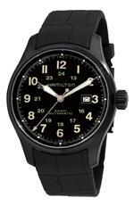 ハミルトン 時計 Hamilton Mens H70685333 Khaki Field Black Automatic Dial Watch<img class='new_mark_img2' src='https://img.shop-pro.jp/img/new/icons8.gif' style='border:none;display:inline;margin:0px;padding:0px;width:auto;' />