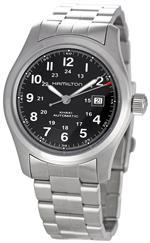 <img class='new_mark_img1' src='https://img.shop-pro.jp/img/new/icons4.gif' style='border:none;display:inline;margin:0px;padding:0px;width:auto;' />ハミルトン 時計 Hamilton Mens H70515137 Khaki Field Automatic Watch