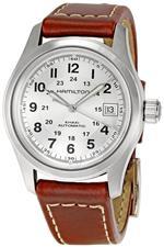 ハミルトン 時計 Hamilton Mens HML-H70455553 Khaki Field Silver Dial Watch<img class='new_mark_img2' src='https://img.shop-pro.jp/img/new/icons8.gif' style='border:none;display:inline;margin:0px;padding:0px;width:auto;' />