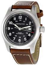 ハミルトン 時計 Hamilton Mens H70555533 Khaki Field Black Dial Watch<img class='new_mark_img2' src='https://img.shop-pro.jp/img/new/icons32.gif' style='border:none;display:inline;margin:0px;padding:0px;width:auto;' />