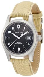 ハミルトン 時計 Hamilton Mens H69419933 Khaki Field Black Dial Watch<img class='new_mark_img2' src='https://img.shop-pro.jp/img/new/icons26.gif' style='border:none;display:inline;margin:0px;padding:0px;width:auto;' />