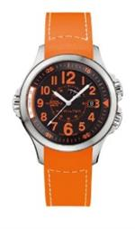 ハミルトン 時計 Hamilton Khaki Aviation GMT Air Race Mens Automatic Watch H77695833