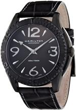 ハミルトン 時計 Hamilton Mens H37785685 Seaview 1000 Black Dial Watch<img class='new_mark_img2' src='https://img.shop-pro.jp/img/new/icons13.gif' style='border:none;display:inline;margin:0px;padding:0px;width:auto;' />