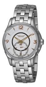 ハミルトン 時計 Hamilton Mens H32555155 Jazzmaster Viewmatic Silver Small Second Subdial Watch<img class='new_mark_img2' src='https://img.shop-pro.jp/img/new/icons9.gif' style='border:none;display:inline;margin:0px;padding:0px;width:auto;' />