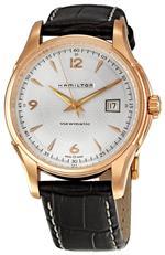 ハミルトン 時計 Hamilton Mens H32545555 Jazzmaster Silver Dial Watch