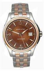 ハミルトン 時計 Hamilton Jazzmaster Viewmatic Brown Dial Mens watch #H32655195