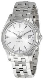 ハミルトン 時計 Hamilton Mens H32455151 Jazzmaster Silver Dial Watch<img class='new_mark_img2' src='https://img.shop-pro.jp/img/new/icons30.gif' style='border:none;display:inline;margin:0px;padding:0px;width:auto;' />
