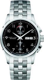 ハミルトン 時計 Hamilton Jazzmaster Maestro Black Dial Mens Watch #H32576135