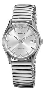 ハミルトン 時計 Hamilton Mens H38715281 Timeless Class Silver Dial Watch