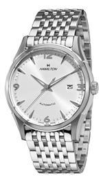 ハミルトン 時計 Hamilton Mens H38715181 Timeless Class Silver Dial Watch