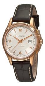 ハミルトン 時計 Hamilton Mens H32645555 Jazzmaster Goldtone Case Watch<img class='new_mark_img2' src='https://img.shop-pro.jp/img/new/icons15.gif' style='border:none;display:inline;margin:0px;padding:0px;width:auto;' />