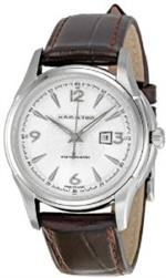 ハミルトン 時計 Hamilton Womens H32325555 Jazzmaster Silver Dial Watch