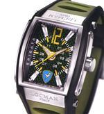ロックマン 時計 Locman Militari #9642 Ref. 026500KG0EI5BKG