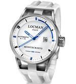 ロックマン 時計 Locman Montecristo #9642 Ref. 051100WHFBL0GOW