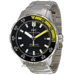 IWC アクアタイマー 自動巻 メンズ腕時計 356808
