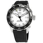 IWC アクアタイマー 自動巻 2000 白 文字盤 メンズ腕時計 IW356806