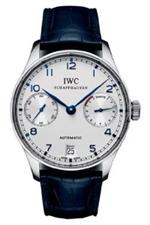 アイダブルシー 時計 IWC Portuguese Automatic Steel Blue Mens Watch IW500107<img class='new_mark_img2' src='https://img.shop-pro.jp/img/new/icons29.gif' style='border:none;display:inline;margin:0px;padding:0px;width:auto;' />
