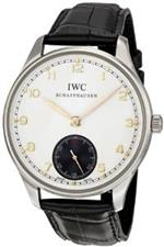 アイダブルシー 時計 IWC Portuguese Manual Winding Mens Watch IW545405