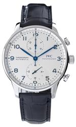 アイダブルシー 時計 IWC Mens IW371417 Portuguese Chronograph Automatic Watch<img class='new_mark_img2' src='https://img.shop-pro.jp/img/new/icons41.gif' style='border:none;display:inline;margin:0px;padding:0px;width:auto;' />