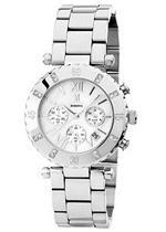 モメンタス 時計 Momentus Silver Tone Stainless Steel Dial Chronograph Women's Watch TC105S-09SD<img class='new_mark_img2' src='https://img.shop-pro.jp/img/new/icons8.gif' style='border:none;display:inline;margin:0px;padding:0px;width:auto;' />
