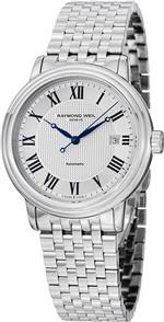 レイモンドウィル 時計 Raymond Weil Maestro Automatic Steel Mens Watch 2837-ST-00659