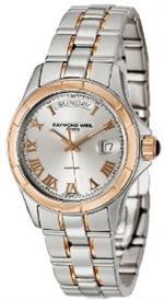 レイモンドウィル 時計 Raymond Weil Parsifal Automatic Stainless Steel amp 18kt Rose Gold Mens Watch<img class='new_mark_img2' src='https://img.shop-pro.jp/img/new/icons5.gif' style='border:none;display:inline;margin:0px;padding:0px;width:auto;' />