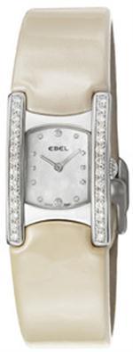 エベル 時計 MODEL 9057A28/1991035 NEW EBEL BELUGA MANCHETTE LADIES QUARTZ DIAMOND WATCH