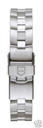 タグ ホイヤー 時計  MODEL BA0333  GENUINE NEW TAG HEUER EXCLUSIVE 2000 MAUNFACTURER BRACELET
