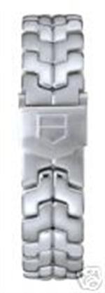 タグ ホイヤー 時計 ORIGINAL NEW TAG HEUER LINK LADIES POLISHED  BRUSHED STEEL BRACELET BA0557