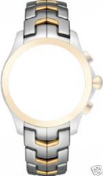 タグ ホイヤー 時計 NEW TAG HEUER LINK CHRONO GOLD  STEEL BRACELET BB0590