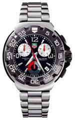 タグ ホイヤー 時計 RARE BRAND NEW TAG HEUER FORMULA ONE F1 CHRONO MENS QUARTZ WATCH CAC1110.BA0850