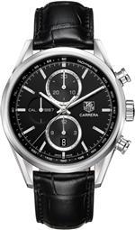 タグ ホイヤー 時計 TAG Heuer Mens CAR2110.FC6266 Carrera Chronograph Watch